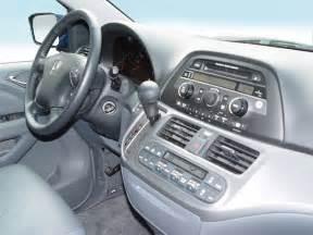 2006 Honda Odyssey Transmission Honda Recalls Odyssey And Acura Rl To Fix Potential Brake