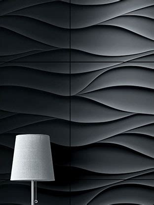 surf  panels textured wave wall panels