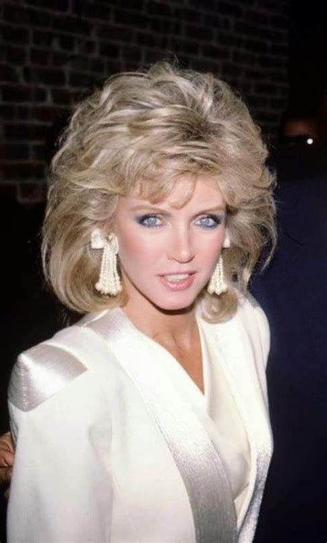 donna mills hairstyle from the 1980 curly 369 best images about uppity on pinterest