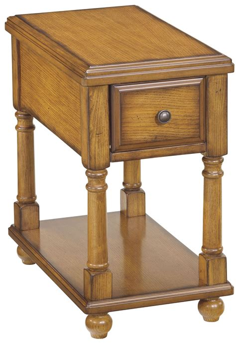 chairside end table with drawers chairside end program 1 drawer chair side end table from