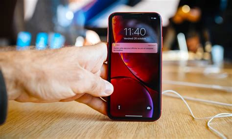apple s iphone xr is much slower than the iphone xs in this key area