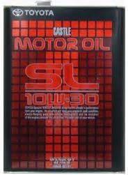 Toyota 10w30 Motor Toyota Genuine Motor Sl 10w 30 4l