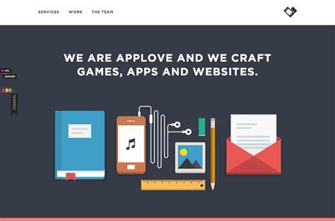 flat layout design web design flat layouts