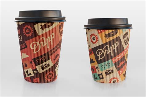 design cups dripp coffee cups salih kucukaga design studio