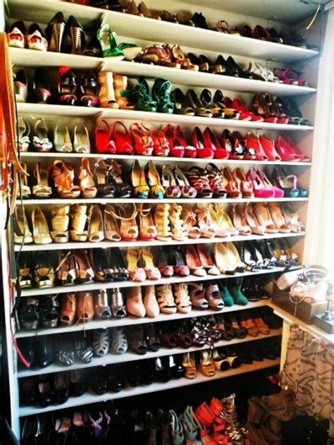 Shoe Shelf Closet by Shoe Closet Fashionhogger