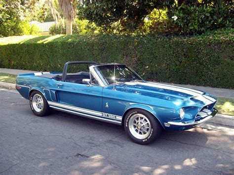 mustang shelby for sale 1968 shelby gt350 convertible for sale