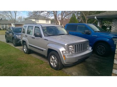 2012 Jeep For Sale Used 2012 Jeep Liberty For Sale By Owner In La Place La 70069
