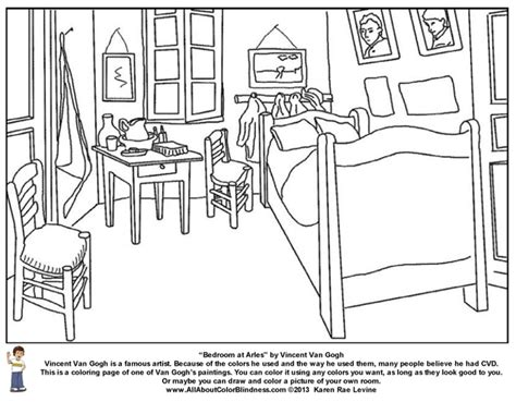 bedroom for coloring fun for kids 171 all about color blindness