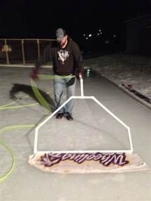 Backyard Rink Resurfacer by 93 Best Images About Zamboni On Hockey