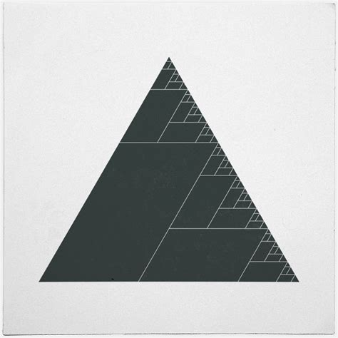 geometric triangle tattoo geometric images designs