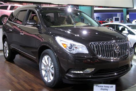 2011 buick enclave pictures information and specs auto database com 2013 buick enclave pictures information and specs auto database com