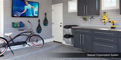 Garage Organizers and Wall Units in Grand Rapids, Michigan