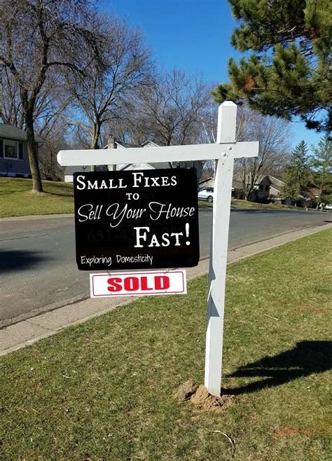 things to do to sell your house fast small fixes to sell your house fast exploring domesticity