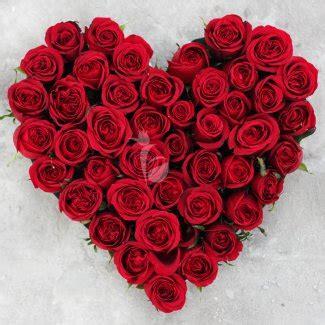 shaped flower arrangements valentines day shape flower arrangement