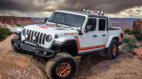 Easter Jeep Safari 2020 by 2019 Easter Jeep Safari Concepts All Gladiator All The