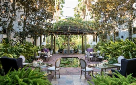 Houston Botanical Garden Wedding 7 Beautiful Places To Get Married In Houston Essence Of Chanell