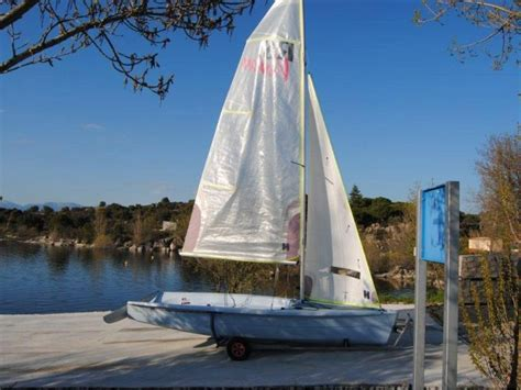 dinghy boat in spanish rs vision in madrid sailing dinghies used 52555 inautia