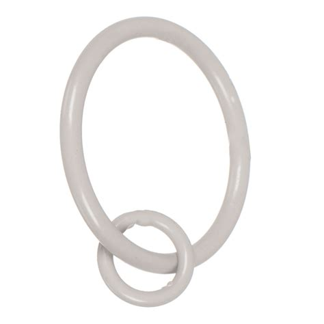 curtain pole hoops double hoop curtain rings for 20 25mm poles curtain