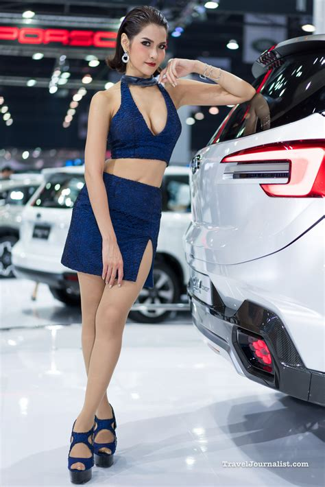 motor show thailand beautiful thai at the bangkok motor show 2016 page