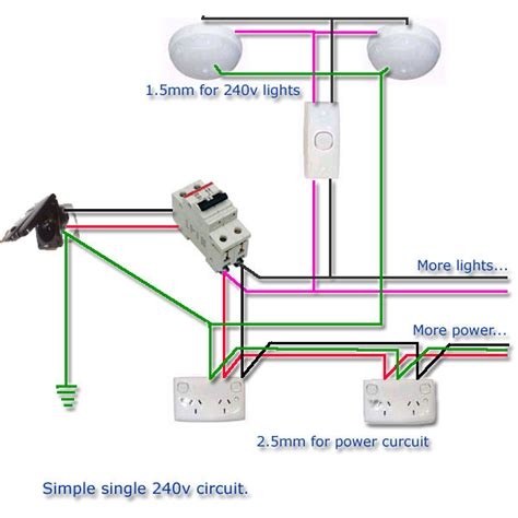 cervan 240v wiring diagram wiring diagram