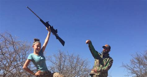the 12 year old girl who shoots majestic wild animals for the 12 year old girl who shoots majestic wild animals for