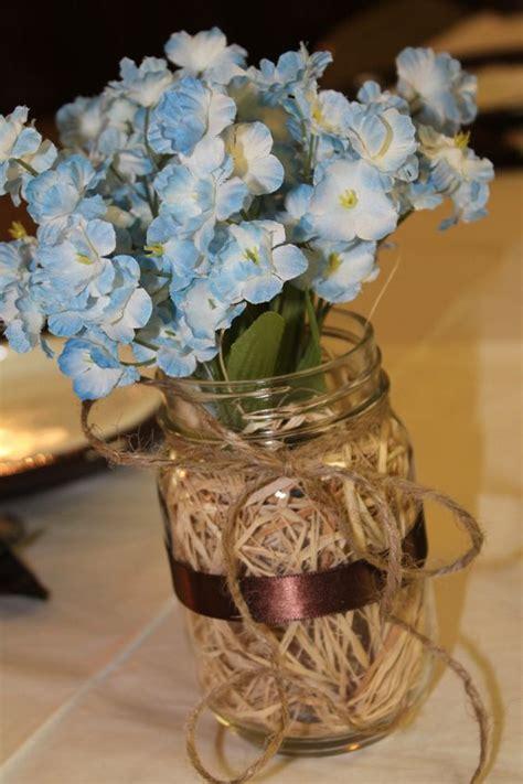 western centerpieces for weddings western rustic table centerpiece western theme jar centerpieces