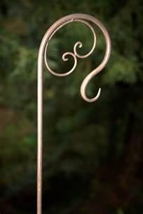 Wedding Aisle Decoration Ideas Platinum Decorative Shepherd Hooks 62in