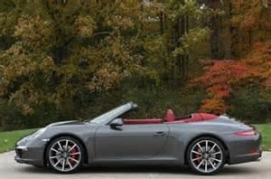 2012 Porsche 911 Cabriolet For Sale 2012 Porsche 911 S Cabriolet German Cars For