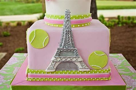 Karas  Ee  Party Ee    Ee  Ideas Ee   Fre H Open Tennis Themed Paris