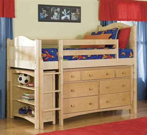 childrens bunk bed storage cabinets kids bunk beds equipped with desk and storage cabinets