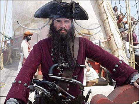 was blackbeard real bbc somerset in pictures james purefoy in blackbeard