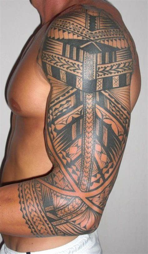 polynesian tattoo for men polynesian tattoos for sleeve with