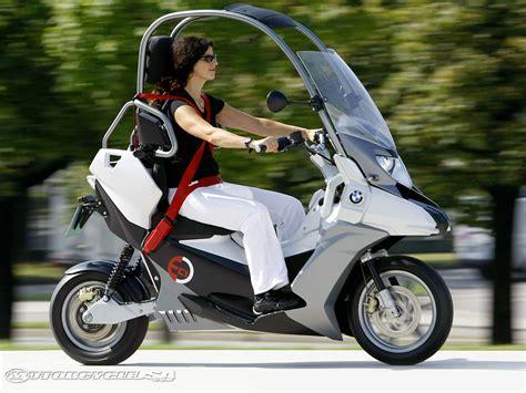 e motor usa bmw c1 e electric scooter prototype photos motorcycle usa