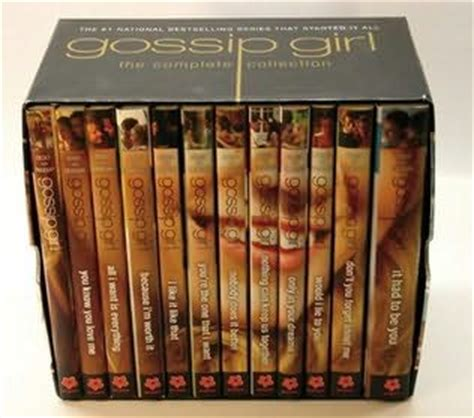series the complete collection books the complete collection gossip by cecily ziegesar