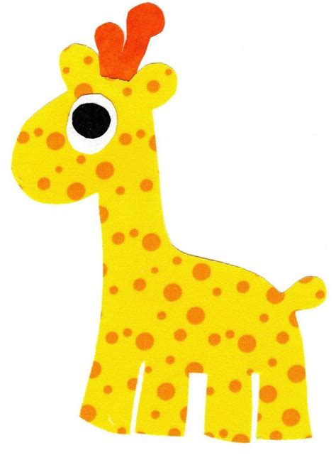 giraffe applique 99 best images about aplique girafa on felt