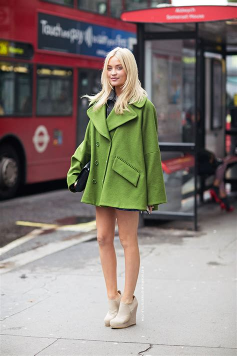 Looks Of The Week Fabsugar Want Need 14 by Fashion Week Ss14 2 Chic Obsession