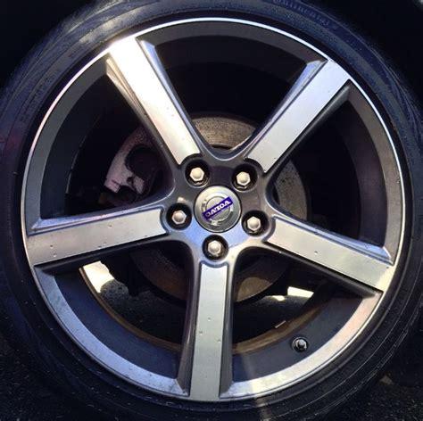 volvo oem 18 x 7 5 aluminum alloy wheel midir