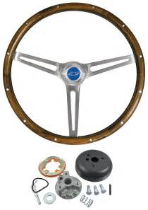 Steering Wheel For El Camino Grant 1967 68 El Camino Steering Wheel Kits Walnut Wood