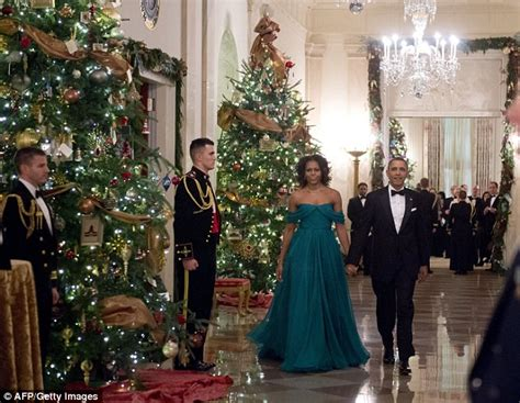 michelle obama dazzles at star studded kennedy center