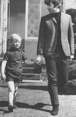 John Lennon with a lucky little boy.. in 2019 | The