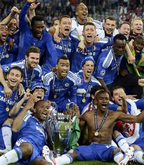 Chelsea Ucl 18 five clubs five chances for heartbreak in chions league