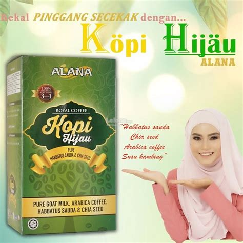 Green Coffee Green Coffee Green Coffee Kopi Hijau Bubuk alana kopi h selangor end time 2 17 2018 5 15 pm lelong my
