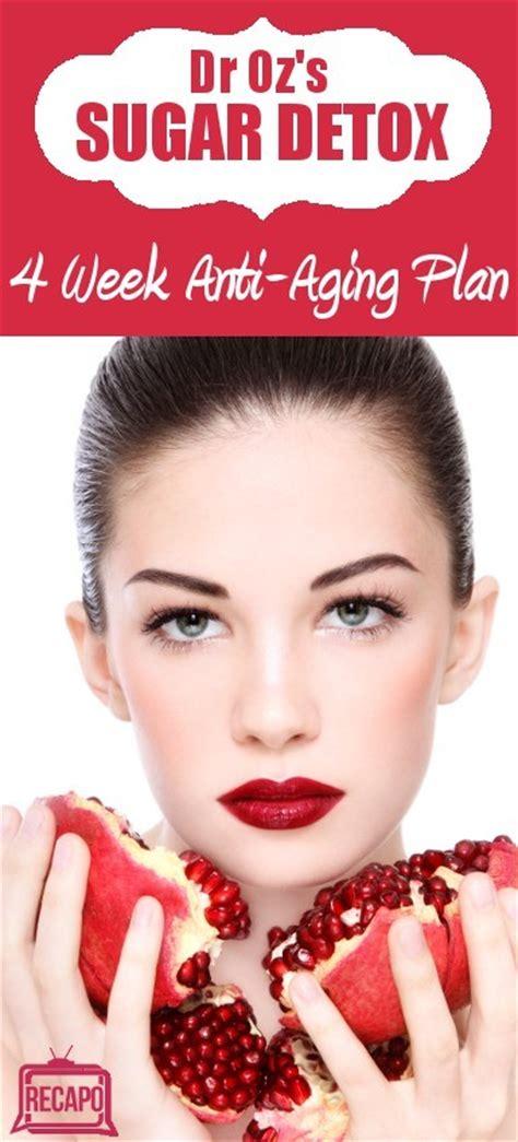 The Sugar Detox Alpert Review by Dr Oz Sugar Detox 4 Week Plan Prevents Skin From Aging
