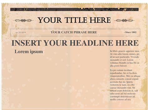 Newspaper Business Plan Template by Newspaper Background Template Business Plan Template