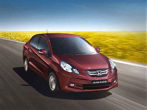 Honda Amaze 2020 by New Honda City Jazz And Amaze India Launch Slated For