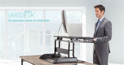 tresanti adjustable height desk reviews standup desk height cubicle standing desk cube plus 48