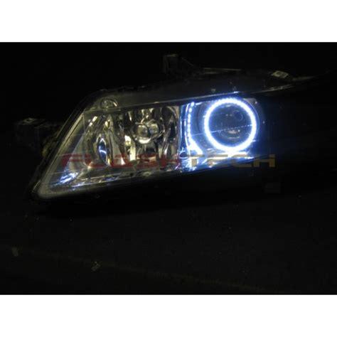 Halo Light Kits by Acura Tl White Led Halo Headlight Kit 2005 2007