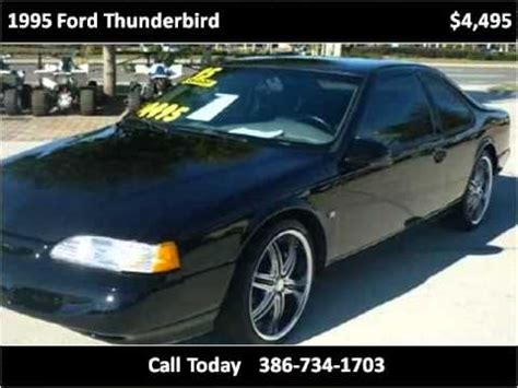 1995 Ford Thunderbird Problems Online Manuals And Repair