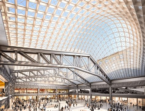 Post Office Penn Station by Construction To Finally Begin On The New Penn Station