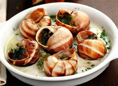 cuisine escargots food recipes other gastronomic escargot
